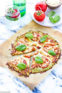 Zucchini Pizza #Zucchini #Zucchinipizza #Zucchipancakes #Zucchilatkes
