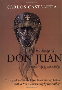 The Teachings of Don Juan initiated a generation of seekers dissatisfied with the limitations of the Western worldview. Castaneda's now classic book remains controversial for the alternative way of seeing that it presents and the revolution in cognition it demands. Whether read as ethnographic fact or creative fiction, it is the story of a remarkable journey that has left an indelible impression on the life of more than a million readers around the world.