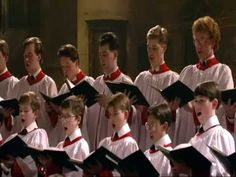 "▶ Handel -〈Messiah〉oratorio, HWV 56 / ""For unto us a Child is born"" (Stephen Cleobury) - YouTube"