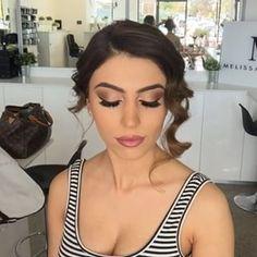 Melissa Sassine @melissasassinemakeup Instagram profile - Pikore