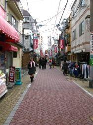 Koenji neighbourhood, Tokyo.
