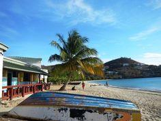 Sur La Mer Restaurant & Bar Grenada, Restaurant Bar, The Locals, Warm, Beach, Outdoor Decor, Red, Granada, The Beach