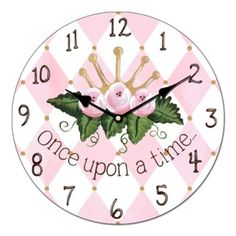 This is the clock I want for NJ's room. by alana