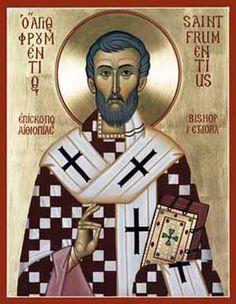 Icon of St. Frumentius