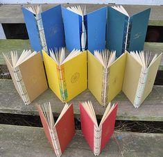 sams creek bookworks: handmade books