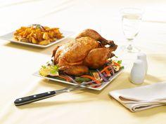 Grill csirke salátaágyon