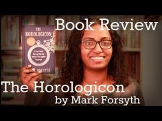 Check out Rincey Reads' review of The Horologicon by Mark Forsyth! #lostwords