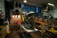 Perfect Sized Small Motorcycle Garage Like The Size Storage Too