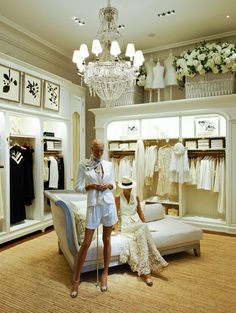 Casablanca Inspiration - Ralph Lauren Mansion, Saint Germain 2007