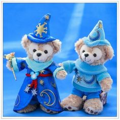 Two Small Sorcerer Duffy's