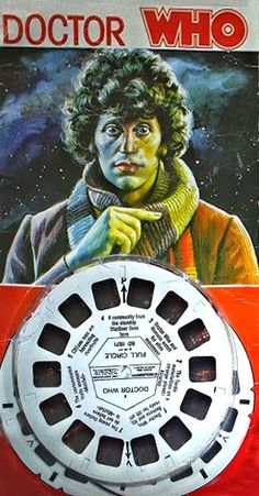John Kenneth Muir's Reflections on Cult Movies and Classic TV: Doctor Who (Fourth Doctor): GAF Viewmaster