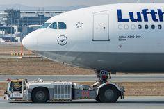 "Lufthansa Airbus A340-313E D-AIGY ""Lünen"""