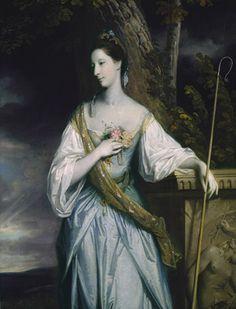 Anne Dashwood (1743–1830), Later Countess of Galloway, 1764, Sir Joshua Reynolds (British), Oil on canvas (50.238.2)