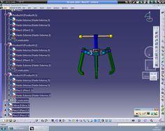Aluno:Jose Pereira da Silva - Projeto Mecânico 3D, CATIA
