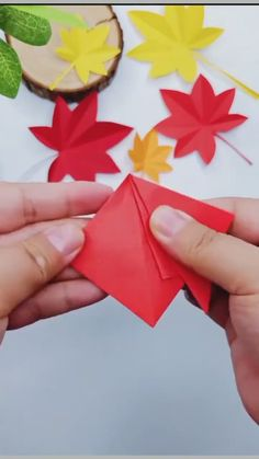 Easy Crafts, Arts And Crafts, Paper Crafts, Project Ideas, Craft Ideas, Diy For Girls, Origami, Projects To Try, Animation