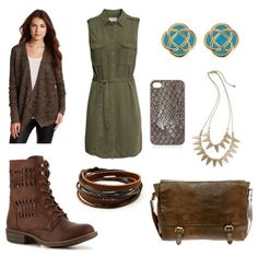 Hiccup inspired outfit