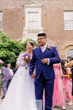 Photo from Wenlin & Jiang collection by Sarah Cotton Photography #mertonregistryoffice