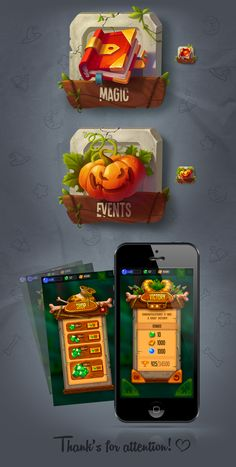 Game art on Behance