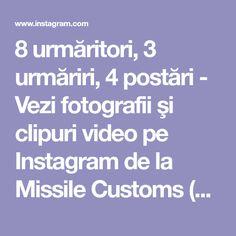 8 urmăritori, 3 urmăriri, 4 postări - Vezi fotografii şi clipuri video pe Instagram de la Missile Customs (@missilecustoms) Clipuri Video, Diana, Photo And Video, Videos, Instagram, Custom Sneakers