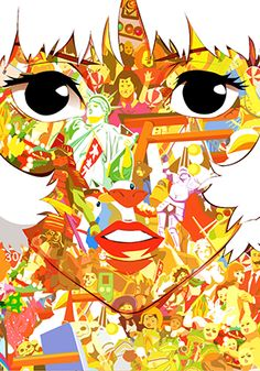 Paprika....yes I like movies solely for the color!