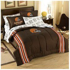 Cleveland Browns Full Bed in a Bag
