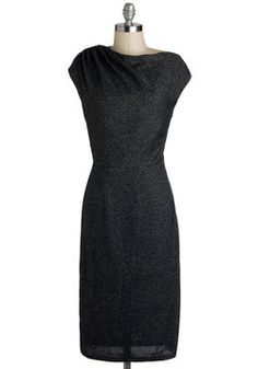 Frock Strikes Midnight Dress, #ModCloth