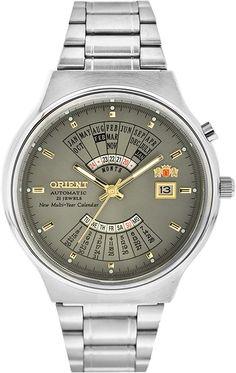Zegarek męski Orient FEU00002KW - sklep internetowy www.zegarek.net