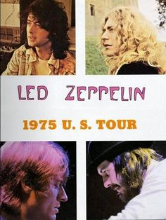 Led Zeppelin & William Burroughs: alla scoperta del Rock …