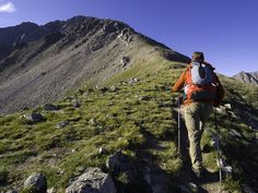 How to get in shape to climb a 14-er