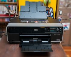 Imaging Resource Printer Review: Epson Photo Stylus R3000 Printer