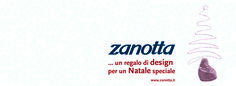 Quest'anno per Natale regala un oggetto di design speciale firmato Zanotta! -   - www.zanotta.it