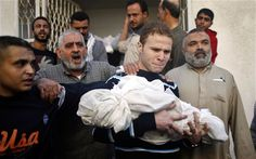Gaza - the children are the one who suffer most