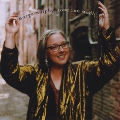 Margo Murphy - Love You Madly, Black