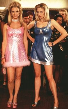 Why It's Perfect: Romy and Michele rock the most hilariously awesome DIY outfits, prove that besties can survive anything, and also show the popular girls that being true to who you are is all that really matters in the end!Best Moment: Aside from wishing we could've joined in on their ultimate junk-food slumber party, when they finally realize they don't need the popular girls' approval and truly become proud of who they are, it's a total girl power moment!This article originally appeared…