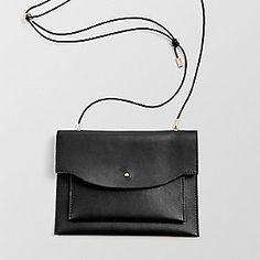 Large Lyng Leather Crossbody