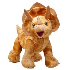13 in. Triceratops   Build-A-Bear