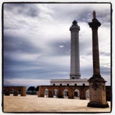 Lighthouse in S.M. Leuca