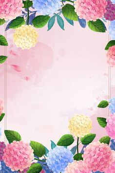 Border small fresh border e commerce border floral Wallpaper Nature Flowers, Vintage Flowers Wallpaper, Flower Background Wallpaper, Collage Background, Wallpaper Wa, Bubbles Wallpaper, Frame Border Design, Page Borders Design, Vintage Flower Backgrounds