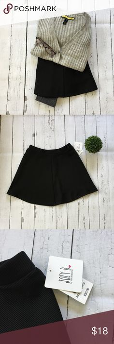 Joe B Skater Skirt Details: Juniors Style: Mini/Skater  Size: XL  Brand: Joe B.  Condition: New with tags Reasonable offers considered   Bundle and save! 📦📭  Thank you for stopping by to check out my closet! 😊 Joe B Skirts Circle & Skater