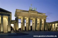 The Brandenburg Gate is one of Berlin's most important monuments – a landmark and symbol all in one with over two hundred years of history.