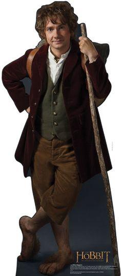 Bilbo Baggins - The Hobbit Lifesize Standup
