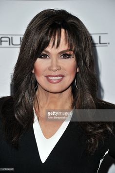 Singer Marie Osmond attends Paul Mitchell Schools' 12th Annual FUNraising Gala at The Beverly Hilton Hotel on May 3, 2015 in Beverly Hills, California.
