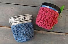 3 in 1 Crochet Scrunchies Pattern – Savlabot Knit Beanie Pattern, Knit Headband Pattern, Knitted Headband, Cute Crochet, Crochet Yarn, Crochet Hooks, Cotton Crochet, Yarn Bee, Bobble Stitch