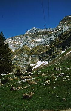 Säntis, Appenzell