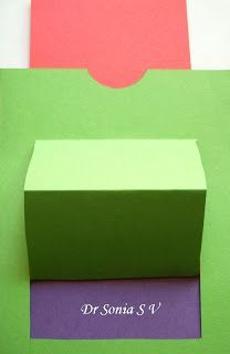 Cards Crafts Kids Projects Pop Up Slider Card Tutorial Slider Cards Card Tutorial Card Making Tutorials