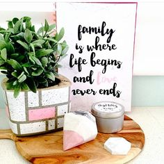 Happy weekend everyone! Lovely image of one of my family prints by 👪 Urban Decor, Family Print, Concrete Planters, Paint Finishes, Happy Weekend, Tea Lights, Print Design, Business Ideas, Stools