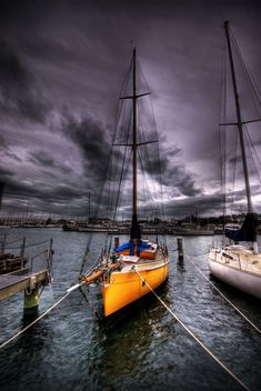 All sizes | Yellow Boat | Flickr - Photo Sharing!