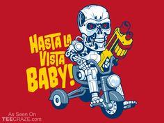 Hasta La Vista, Baby! - sublevelstudios