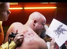 19 things that will not end well...This tattoo session is one of them!!