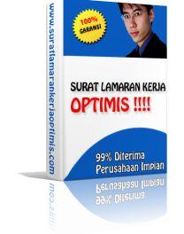 cover ebook surat lamaran kerja optimis